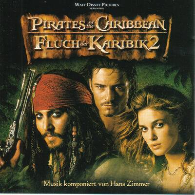Cover art for Pirates of the Caribbean: Dead Man's Chest