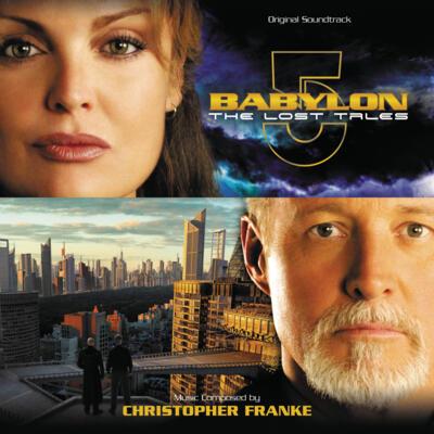 Cover art for Babylon 5: The Lost Tales (Original Soundtrack)