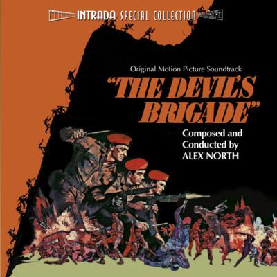 Cover art for The Devil's Brigade