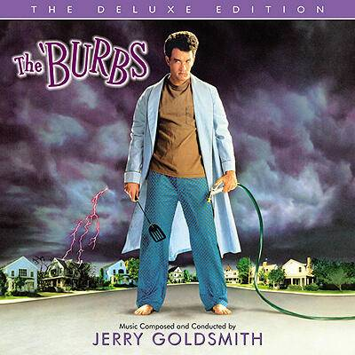Cover art for The 'Burbs: The Deluxe Edition