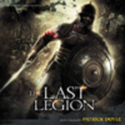Cover art for The Last Legion