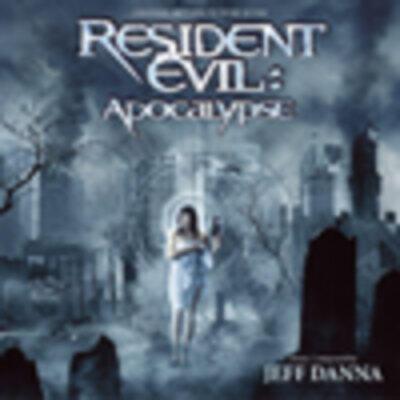 Cover art for Resident Evil: Apocalypse