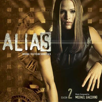 Cover art for Alias (Staffel 2)