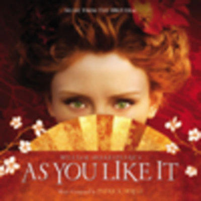 Cover art for As You Like It (Music From The HBO Film)