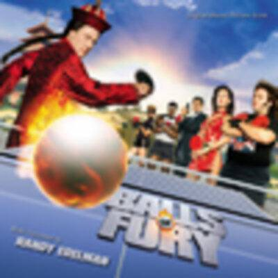 Cover art for Balls of Fury