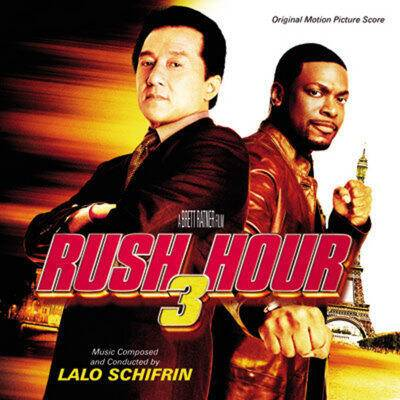 Cover art for Rush Hour 3