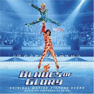 Cover art for Blades of Glory