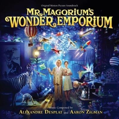 Cover art for Mr. Magorium's Wonder Emporium