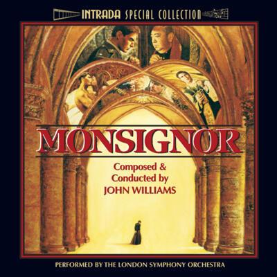 Cover art for Monsignor