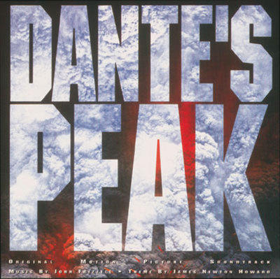 Cover art for Dante's Peak