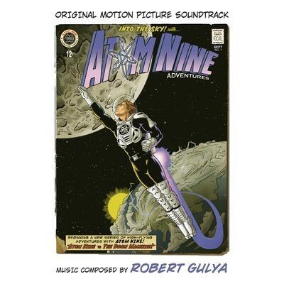 Cover art for Atom Nine Adventures