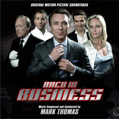 Cover art for Back in Business