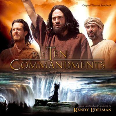 Cover art for The Ten Commandments