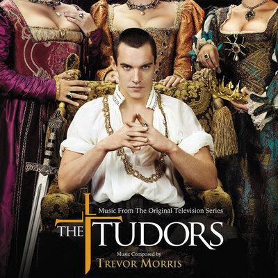 Cover art for The Tudors (Staffel 1)