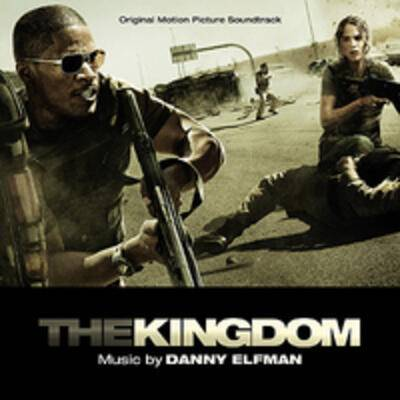 Cover art for The Kingdom