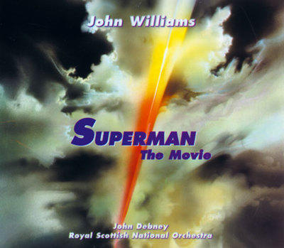 Cover art for Superman