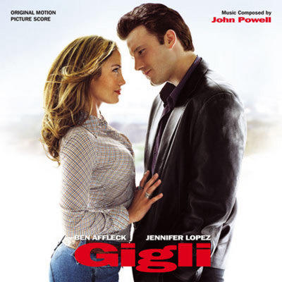 Cover art for Gigli