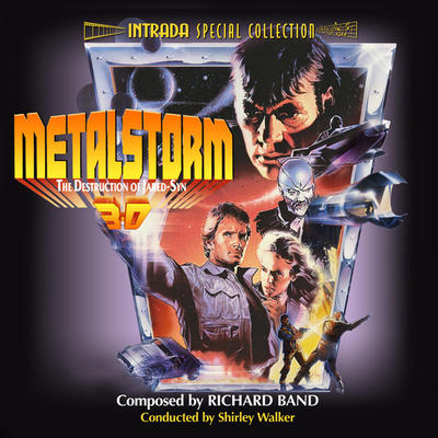 Cover art for Metalstorm: The Destruction of Jared-Syn