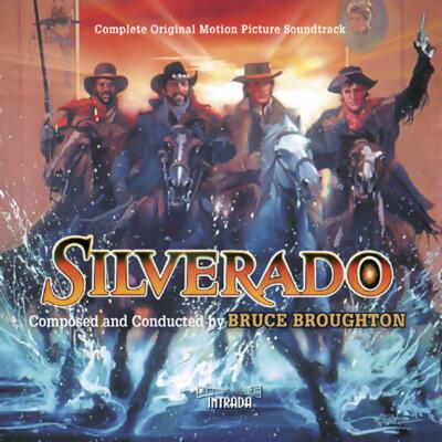 Cover art for Silverado