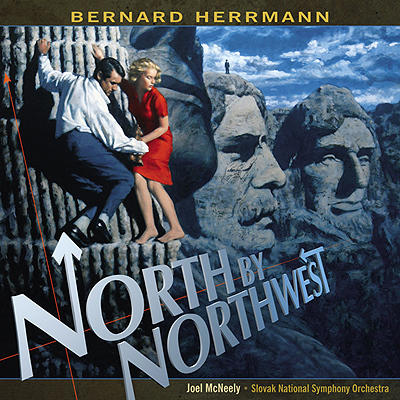 Cover art for North By Northwest