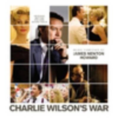 Cover art for Charlie Wilson's War
