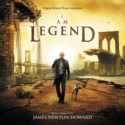 Cover art for I Am Legend (Original Motion Picture Soundtrack)