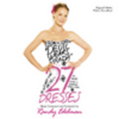 Cover art for 27 Dresses