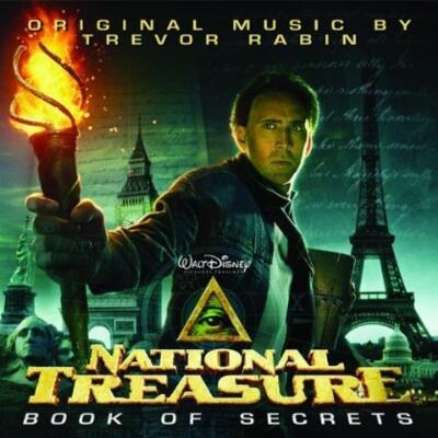 Cover art for National Treasure: Book of Secrets