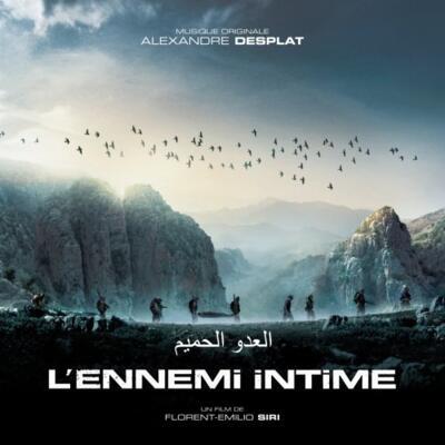 Cover art for L'Ennemi intime