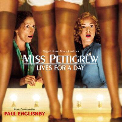 Cover art for Miss Pettigrew Lives for a Day