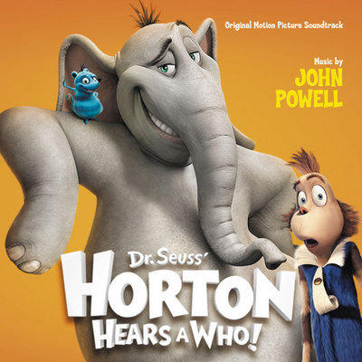 Cover art for Horton Hears a Who!