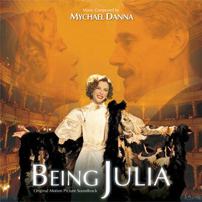 Cover art for Being Julia