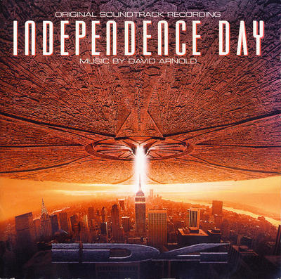 Cover art for Independence Day