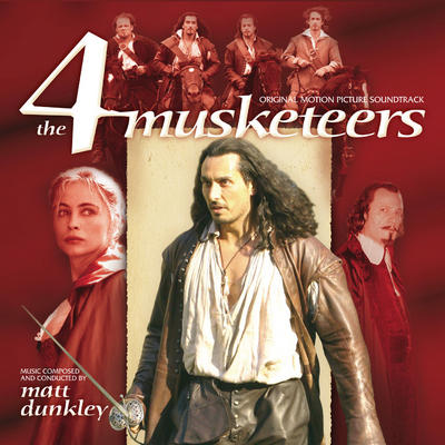 Cover art for D'Artagnan et les trois mousquetaires