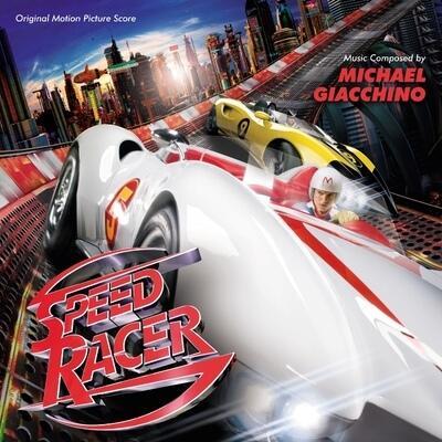 Cover art for Speed Racer