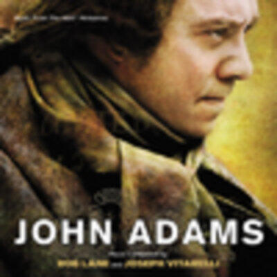 Cover art for John Adams