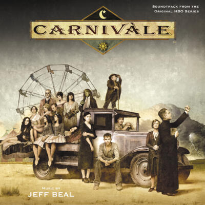 Cover art for Carnivàle (Soundtrack From the Original HBO Series)