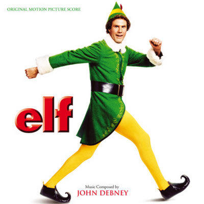 Cover art for Elf