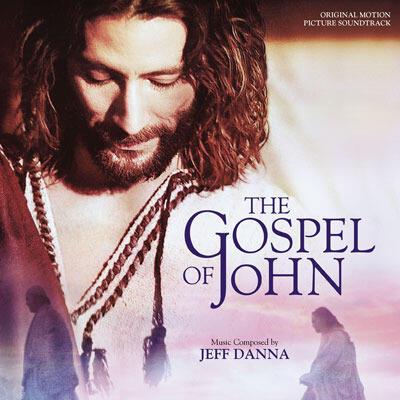 Cover art for The Visual Bible: The Gospel of John