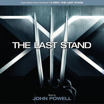 Cover art for X-Men - The Last Stand (Original Motion Picture Soundtrack)