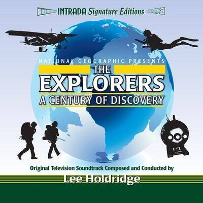Cover art for The Explorers - A Century of Discovery (Signature Edition)