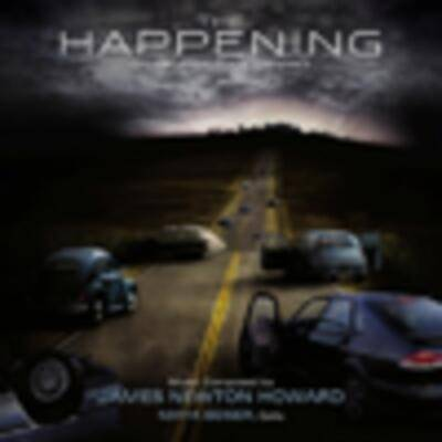 Cover art for The Happening