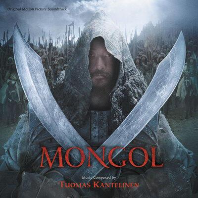 Cover art for Mongol