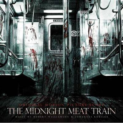 Cover art for The Midnight Meat Train