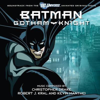 Cover art for Batman: Gotham Knight