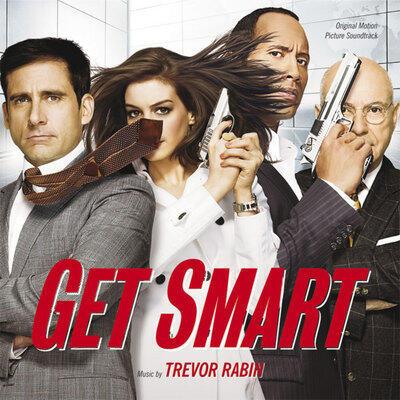 Cover art for Get Smart (Original Motion Picture Soundtrack)