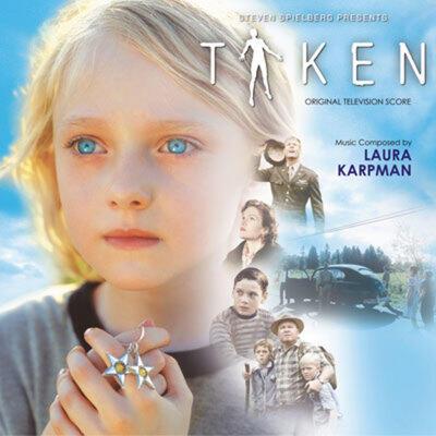 Cover art for Taken