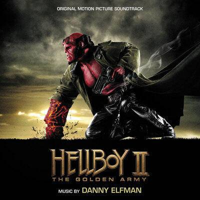 Cover art for Hellboy II: The Golden Army