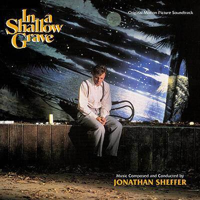 Cover art for In a Shallow Grave