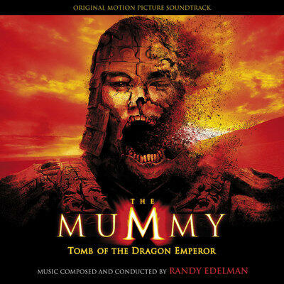 Cover art for The Mummy: Tomb of the Dragon Emperor